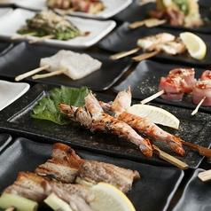 備長串屋 わたる 阿倍野店のおすすめ料理1