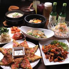 韓国家庭料理 名家 みょんが 多摩センターの写真