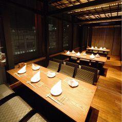 最大宴会16名様の堀座敷も※別途個室料3000円発生致します。(1室あたり)