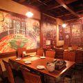 赤から 長野シーワンビル店の雰囲気1