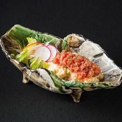 ゴロゴロじゃが芋の明太ポテサラ