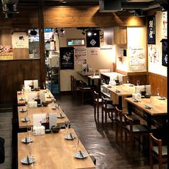 日本酒原価酒蔵 大塚店の雰囲気1