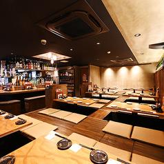 鮮魚と串揚げ なだ飯家 東岡崎店の雰囲気1