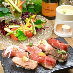 Shinsaibashi 4BGのおすすめ料理1