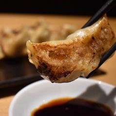 ラムと香菜の肉汁餃子6個 【焼・水・揚】