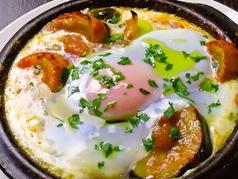 料理メニュー写真チュニジア風ラタトゥイユ シャクシュカ