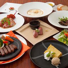 godai 鉄板料理のコース写真