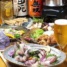 食道 鶏喰海のコース写真