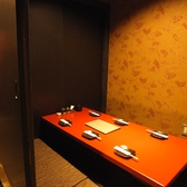 【VIP個室】6名×3部屋あり。