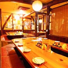 ごちそう居酒屋 魚ぴち 千本丸太町店の雰囲気1