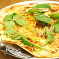 料理メニュー写真VEGANチーズピザ