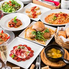 ワイン食堂 オレッキオ orecchioの写真