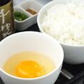5ツ星お米マイスターによる厳選されたお米で作ったサイドメニューは絶品!