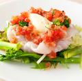 料理メニュー写真鮮魚のサラダ