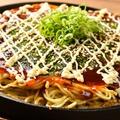 料理メニュー写真お好み焼(そば/うどん)