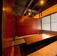 川口駅徒歩3分!個室完備最大45名宴会可能☆