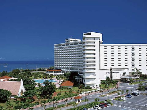 スカイレストラン ラ・ファール 沖縄残波岬ロイヤルホテル