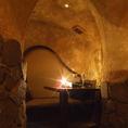 デート・記念日に・・・洞穴のような個室♪