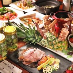 N's KITCHEN 個室×肉=至福空間 きざみのおすすめ料理1