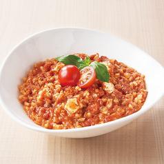 完熟トマトのチーズリゾット