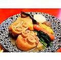 料理メニュー写真【あったかメニュー】テビチのおでん盛