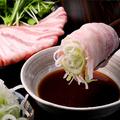 料理メニュー写真[鹿児島]黒豚しゃぶしゃぶ ※二人前~