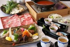 江戸前肉割烹 宮下 マロニエゲート銀座1店のコース写真