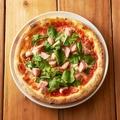料理メニュー写真■手作りフレッシュチーズと粗挽きソーセージのディアボラ風<数量限定!>