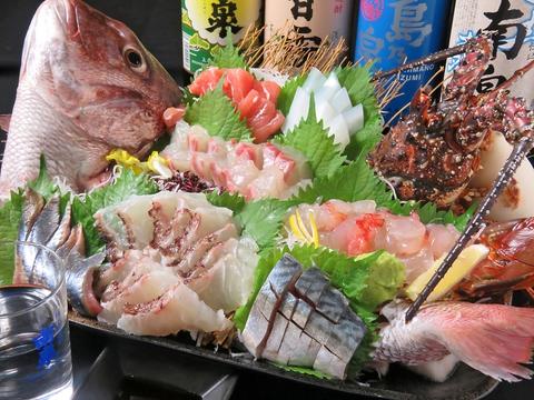 漁師居酒屋 源三郎