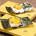 料理メニュー写真北海道産 ウニの手巻き (一貫)