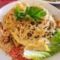 料理メニュー写真パッタイ「タイ風焼きそば」