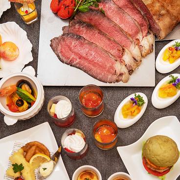 リュクスダイニングハプナ LUXE DINING HAPUNA 品川プリンスホテルのおすすめ料理1