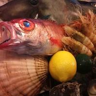 【柳橋市場・金沢市場から直送!】自慢の鮮魚が味わえる