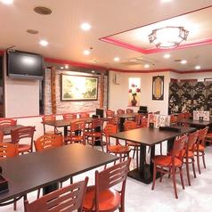 宴会にぴったりな広々空間◎貸切最大50人♪広々とした空間で、こだわりのお料理をゆっくりお楽しみいただけます。