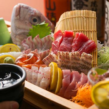 備長炭炭火焼 居魚菜々 わさびの花 西九条のおすすめ料理1