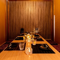 金沢片町駅宴会はゆったり落ち着ける和の個室空間居酒屋
