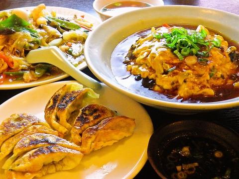 万福園 中華料理