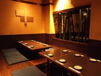 最大宴会30名様★ゆったり宴会部屋ございます。