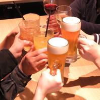 ◆各種宴会は食べ放題宴会コースで◆