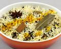 料理メニュー写真ハイデラバード式ラムビリヤニ