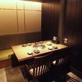 【1階】ソファ席のテーブル個室