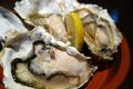 料理メニュー写真牡蠣3個(生or蒸し)