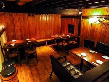 おくまつ洋食酒場の雰囲気1