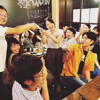 橋本で宴会なら当千坊に決まり!ハレの日の宴会に◎