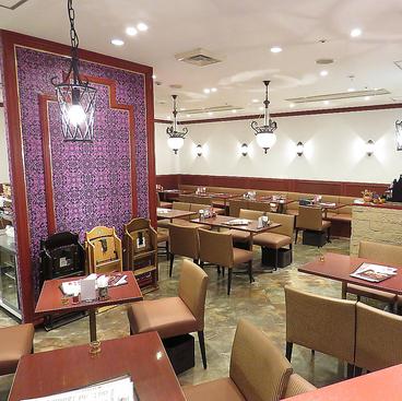 本場インド料理 ミラン MILAN アミュプラザ店の雰囲気1