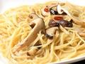 料理メニュー写真松茸のペペロンチーノ