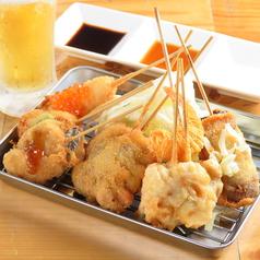 串カツ・串天 Yokotakeのおすすめ料理1