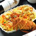 料理メニュー写真ペスカトーレ(魚介のソースor白ワイン風味)