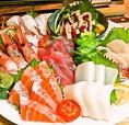 定番料理から沖縄料理まで幅広い料理のレパートリー。