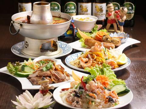 タイ料理 サワディー 久米川店